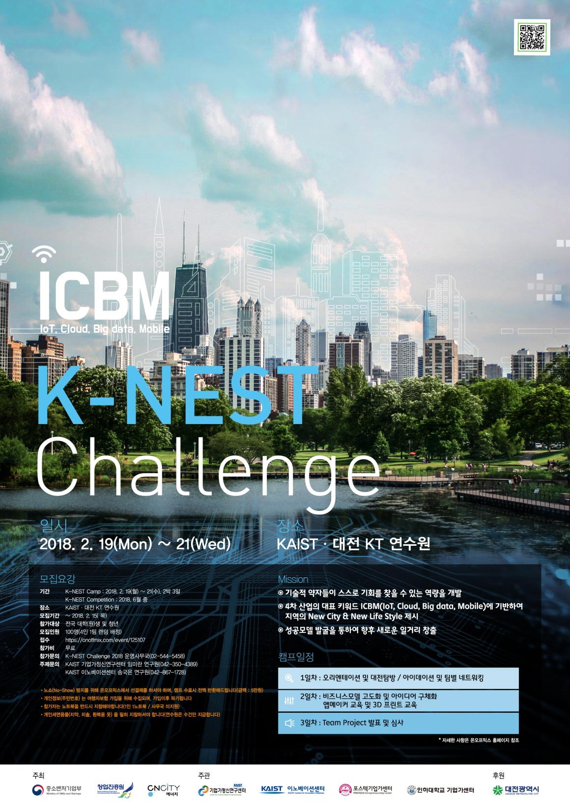 K-NEST Challenge 2018